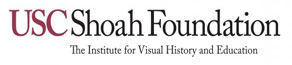 Shoah Foundation banner