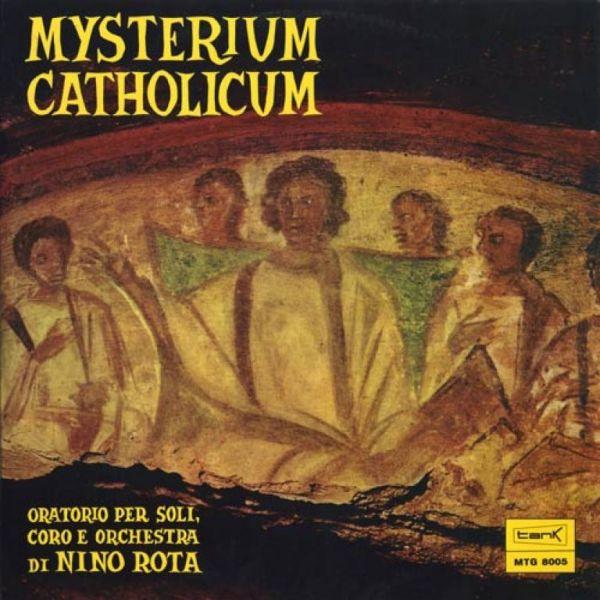 Armando Renzi / Mysterium Catholicum  (33g, TANK RECORDS, 1968)