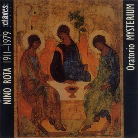 Armando Renzi / Mysterium (cd, CLAVES, 1993)